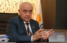 MB HOLDİNG ONURSAL BAŞKANI MUHARREM BALAT:JEOTERMAL ENERJİDE ÖNCÜYÜZ!