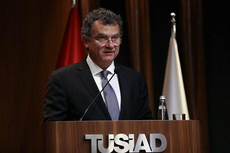 """TÜSİAD Başkanı Simone Kaslowski: """"YATIRIM ORTAMI AÇISINDAN ÖNGÖRÜLEBİLİRLİK SON DERECE ÖNEMLİ"""""""