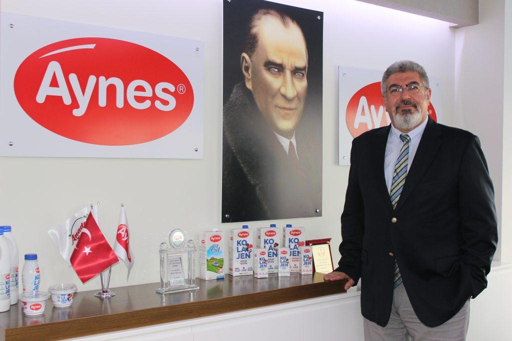 "AYNES CEO'SU MURAT HOCALAR: ""AYNES, ANADOLU TADINDA DÜNYA ÇAPINDA MARKA OLMA YOLUNDA"""